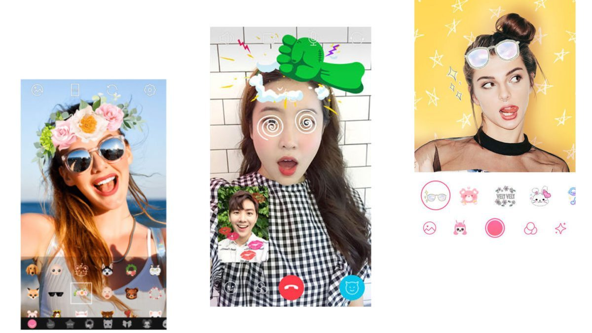 8 Snapchat Filter Alternatives For The Selfie Queen/King