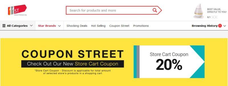coupon street