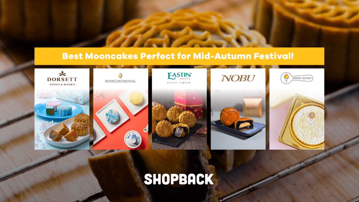Best Mooncakes Perfect for Mid-Autumn Festival!