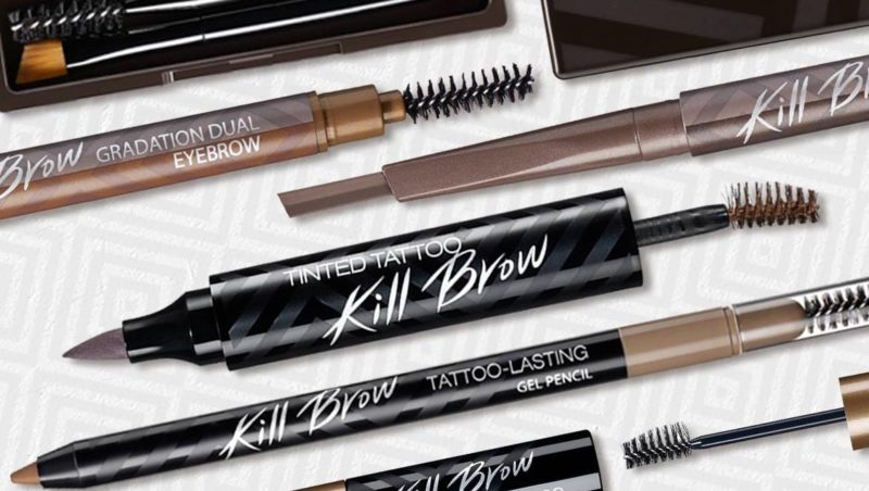 Clio Kill Brow collection