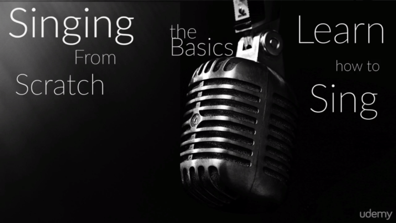 Singing From Scratch - Learn How To Sing