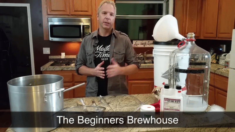 Learn How To Brew Beer At Home In 5 Easy Steps