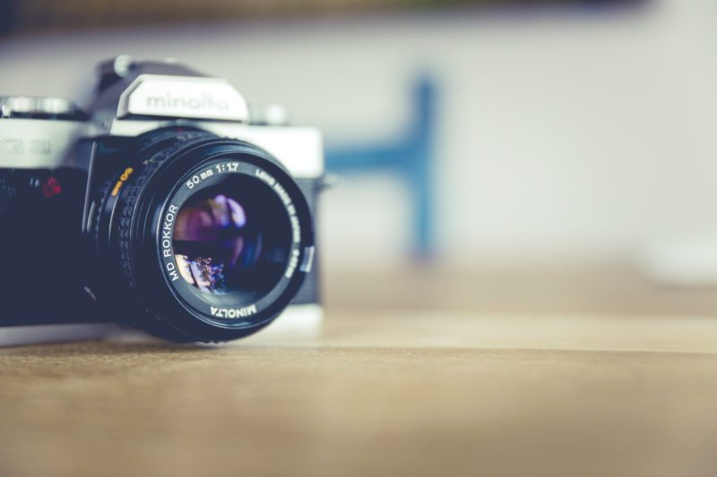 Bring a camera that you're comfortable using.