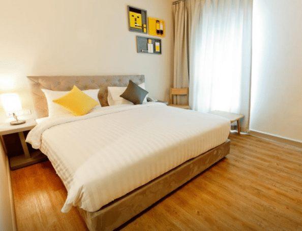 Lemontea Hotel Family Room