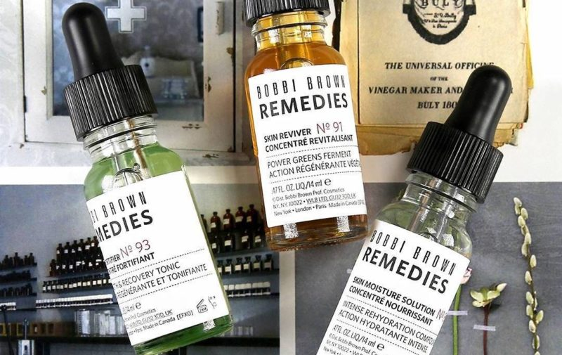 Bobbi Brown Remedies facial oil