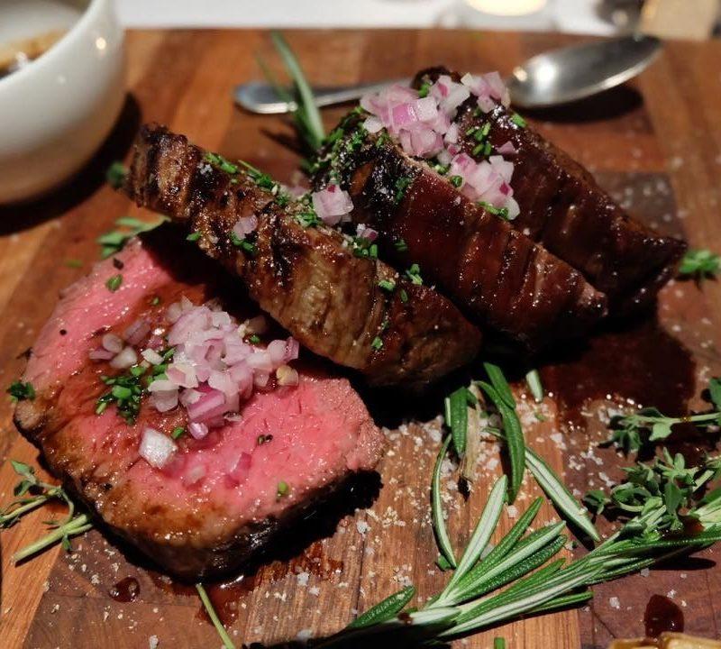 Feringgi Grill steak