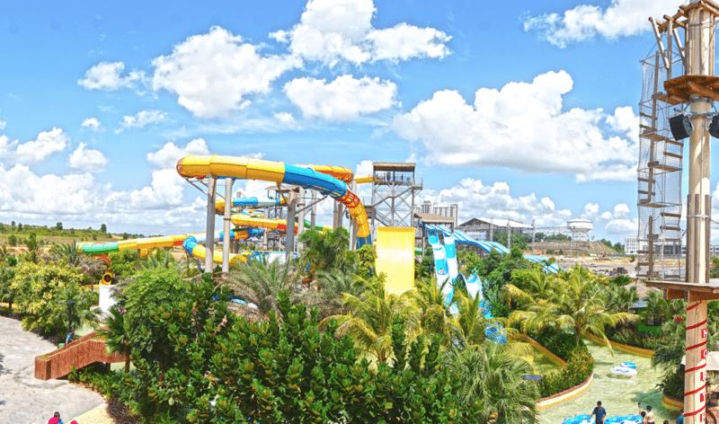 Dinosaurs Alive Water Theme Park Dinosaur Feature