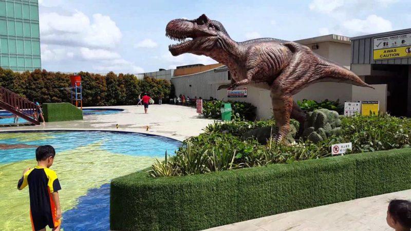 KSL Dinosaur Alive Water Theme Park