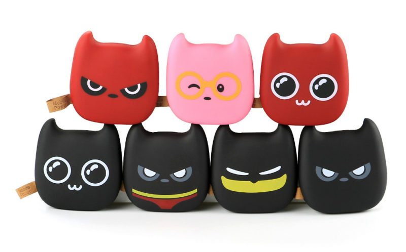 Cute little devil power banks