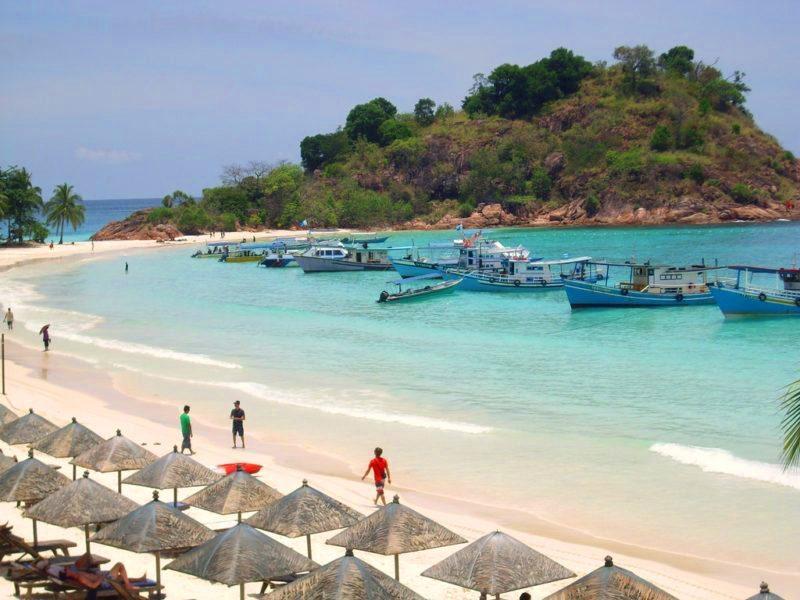 beaches in malaysia