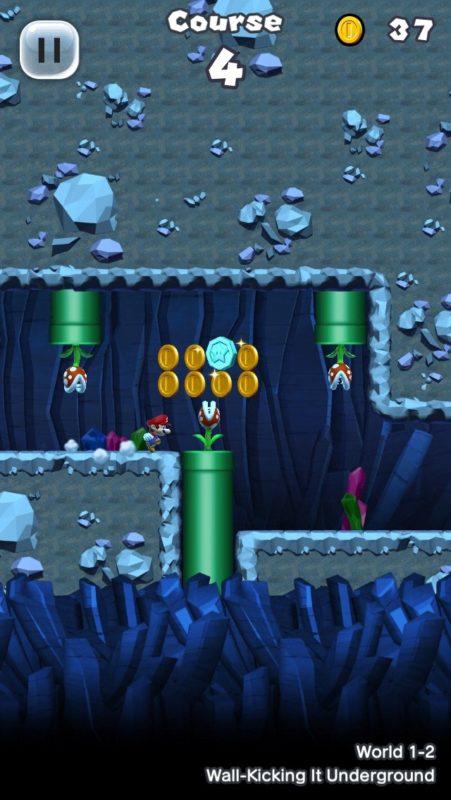 Super Mario Run Mobile Game