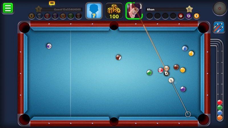 8-Ball Pool Mobile Game