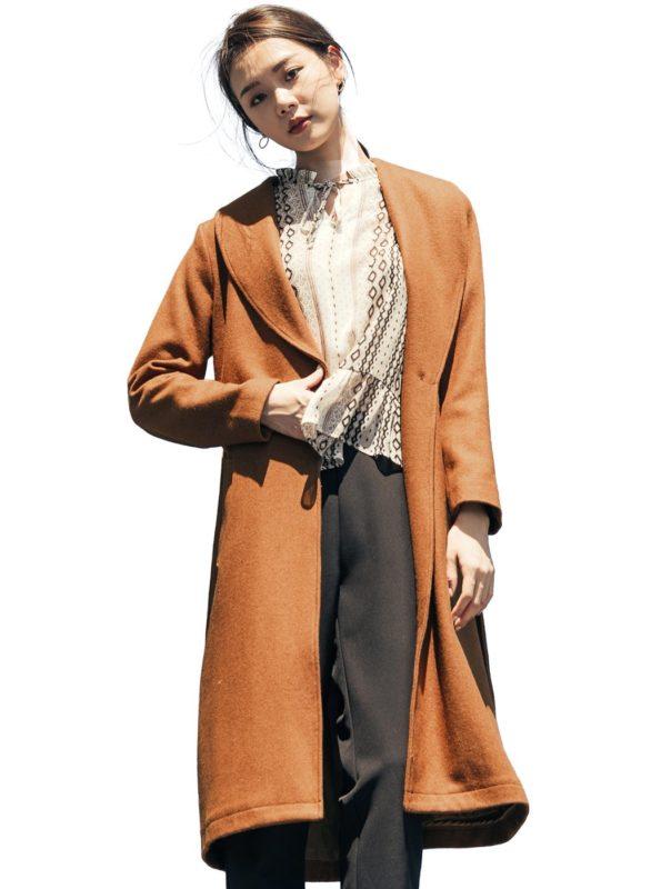 tokichoi KODZ Wool Long Coat