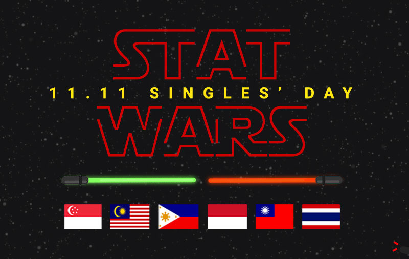 stat wars 11.11 singles day 2017