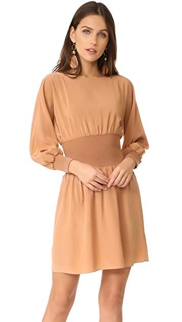 Shopbop Tibi Sculpted corset Dress