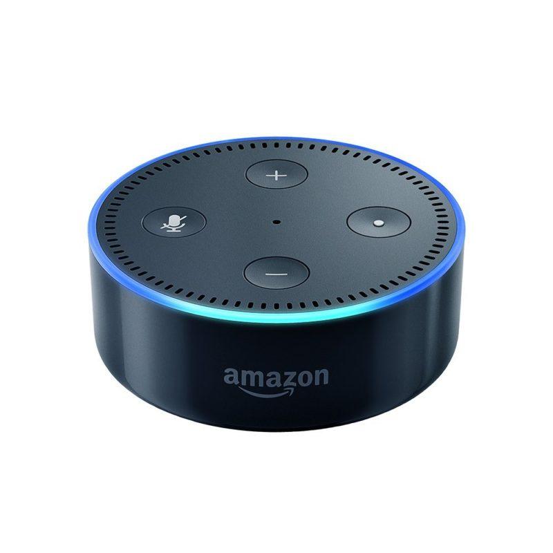 Amazon Echo Dot (2nd Generation) Black