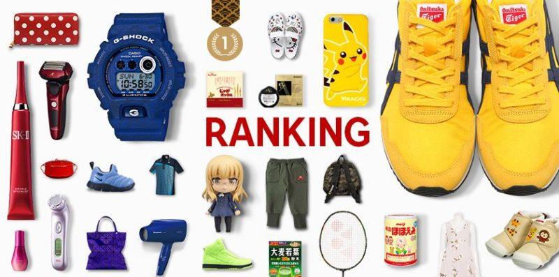Rakuten Rankings banner