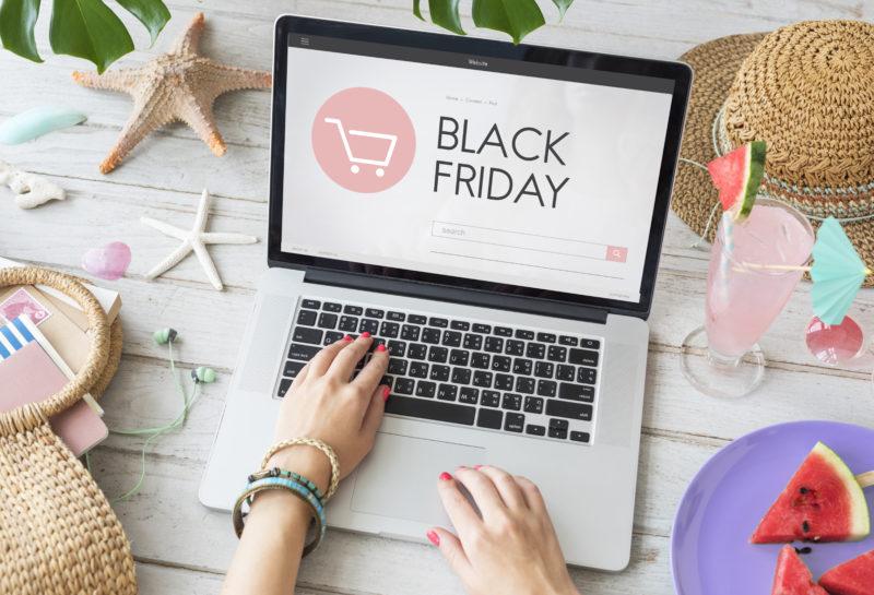 getting black friday deals online