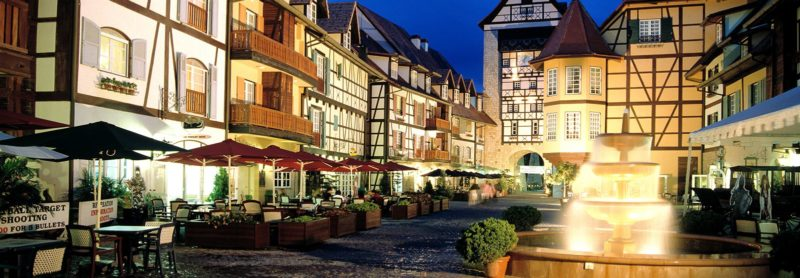 French Village, Colmar Tropicale Bukit Tinggi