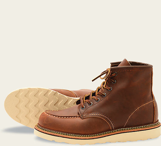 Red Wing Heritage Classic MOC