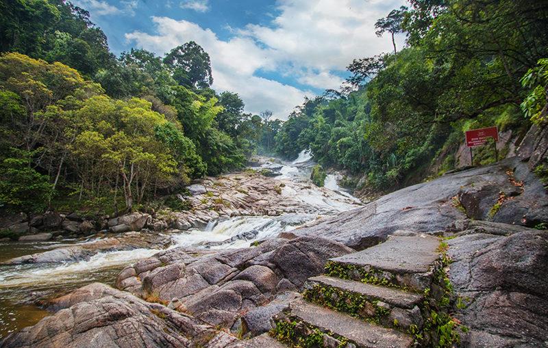 Chiming Waterfalls, Bentong