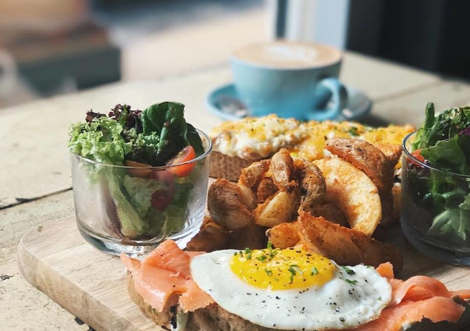 Romantic Brunch Places in KL For The Perfect Morning Date