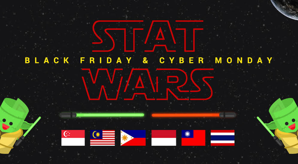 [INFOGRAPHIC] Stat Wars: The Last Jedi (Black Friday Cyber Monday 2017 Trends)