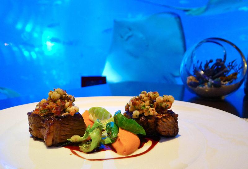 Ocean Restaurant Food