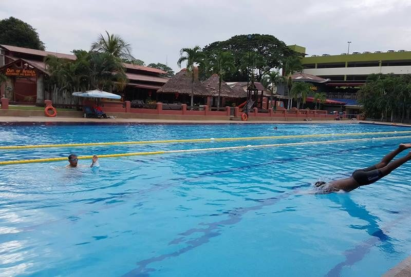 PJ Palms Sports Centre Pool