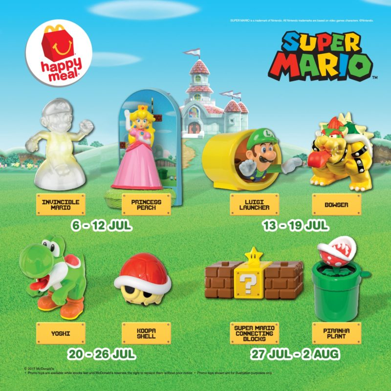 Best Mcdonald S Happy Meal Toys We Ve Gotten Over The Years