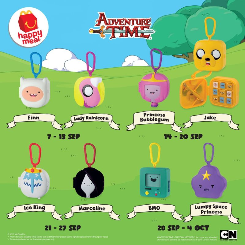 Best McDonald's Happy Meal Toys We've Gotten Over The Years