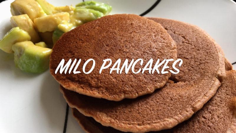 Milo Pancakes