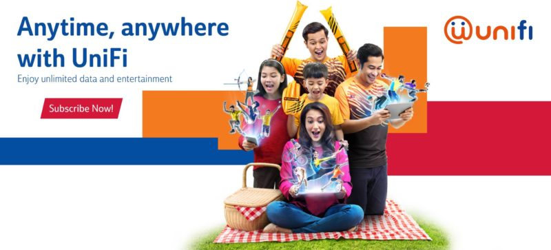 UniFi broadband plan