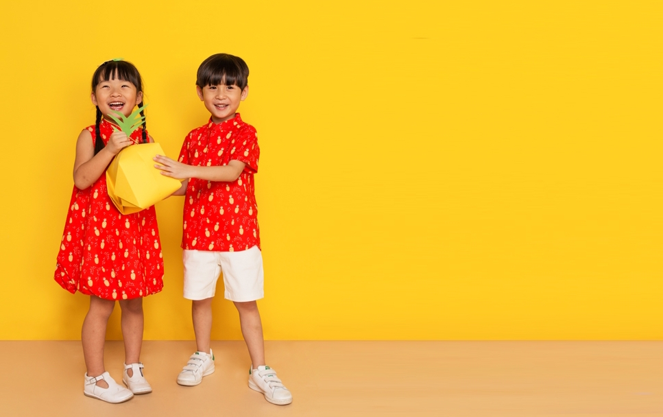 Chinese New Year Children Clothes You Should Get