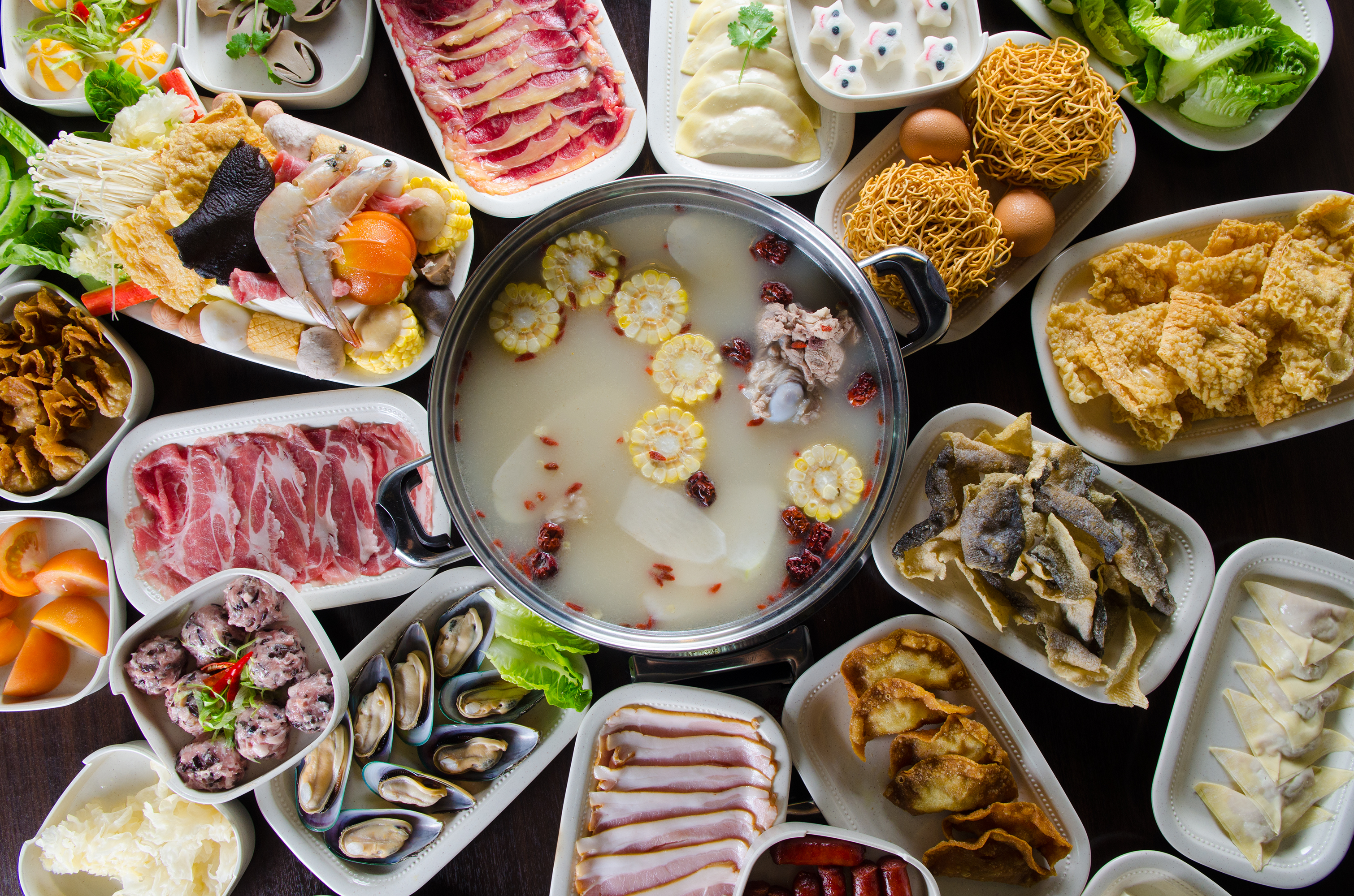 Thai Boat Restaurant Menu