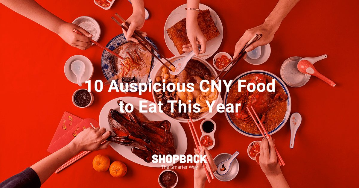 10 Auspicious Chinese New Year Food for a Lucky New Year