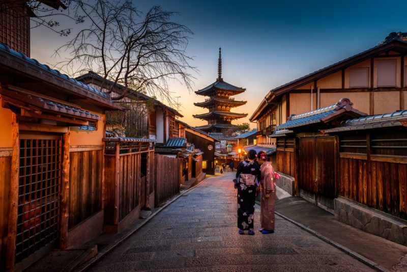 Japan, plan your trip, Kyoto, itinerary, tours, first-timers