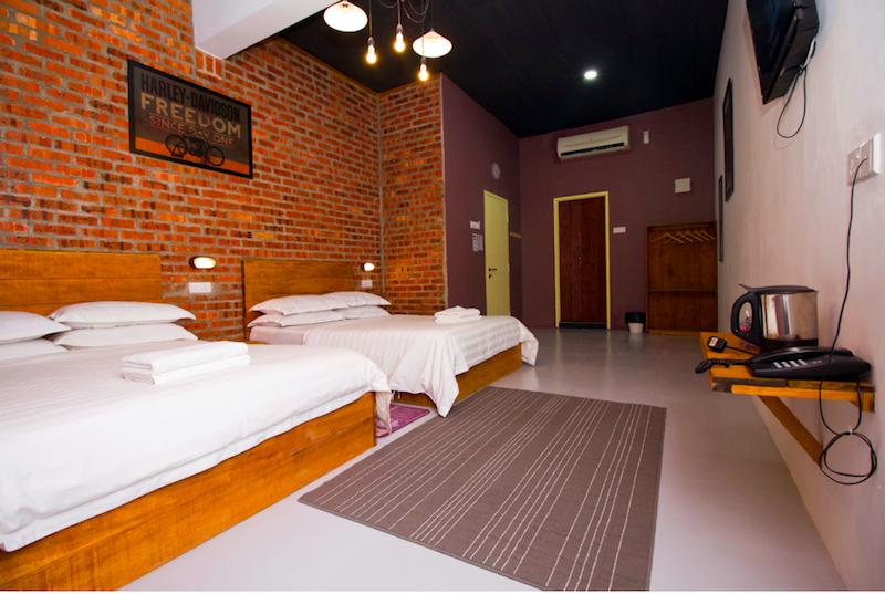 designer hotel | Rama Rama Hotel