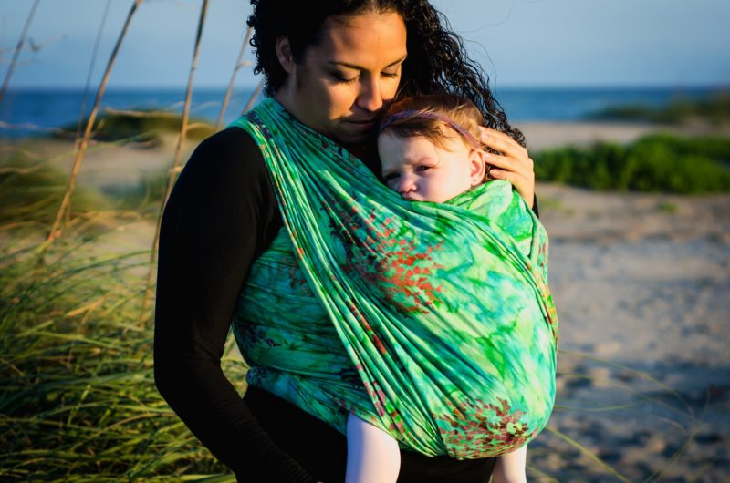 babywearing, definition, benefits,, baby carrier