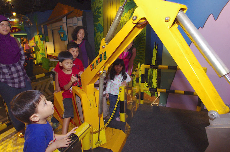 things to do in malaysia discovery center