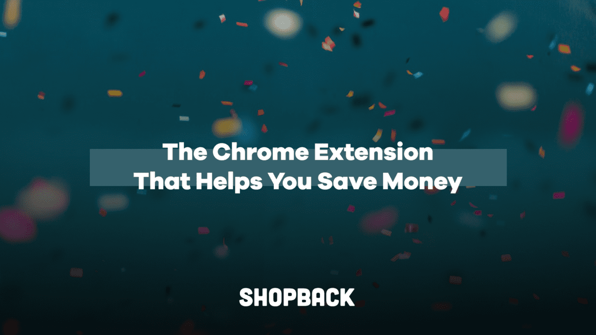 How A Chrome Extension Can Save You Money While Shopping Online