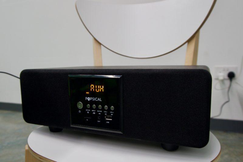 Popsical Karaoke Sound System