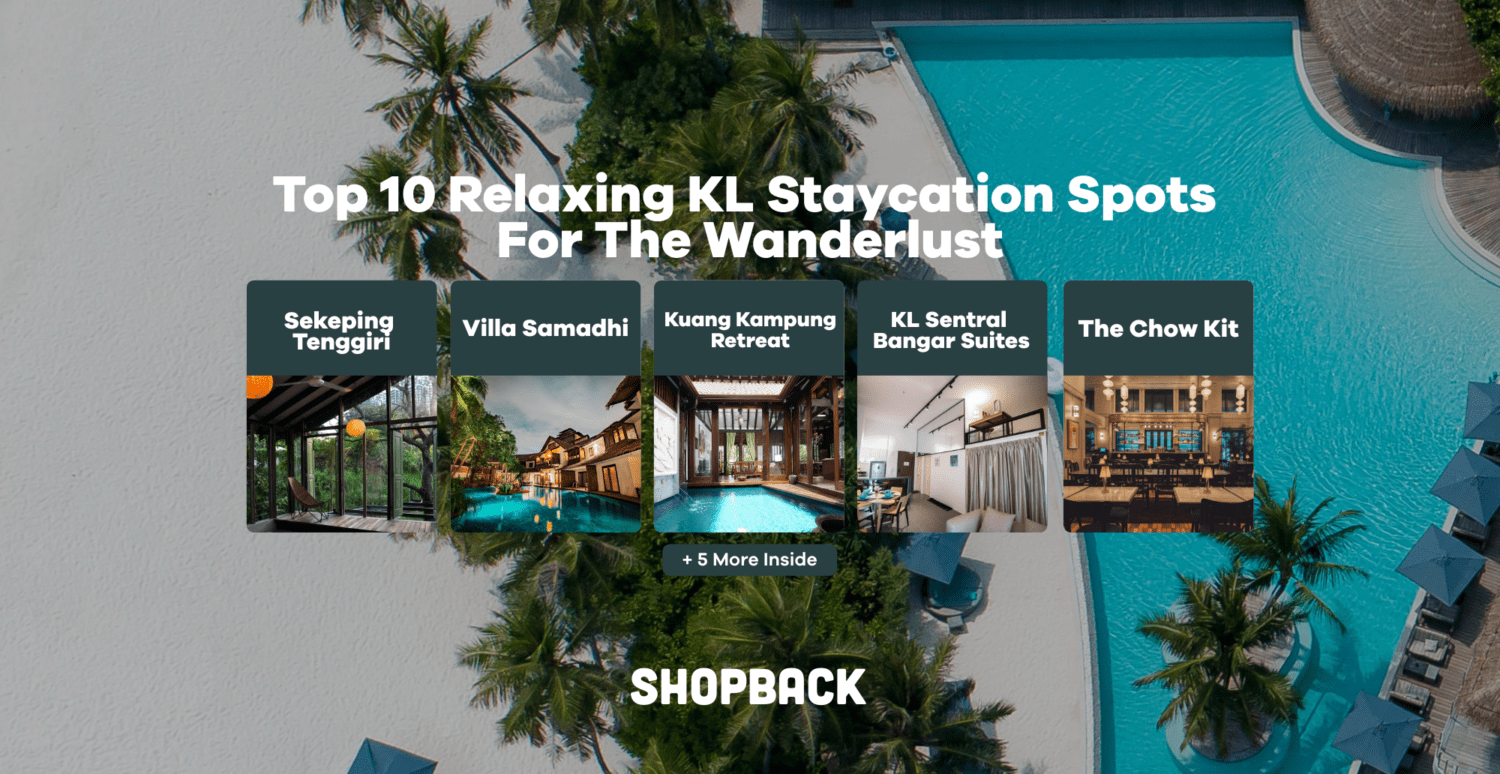 KL Staycation Spots