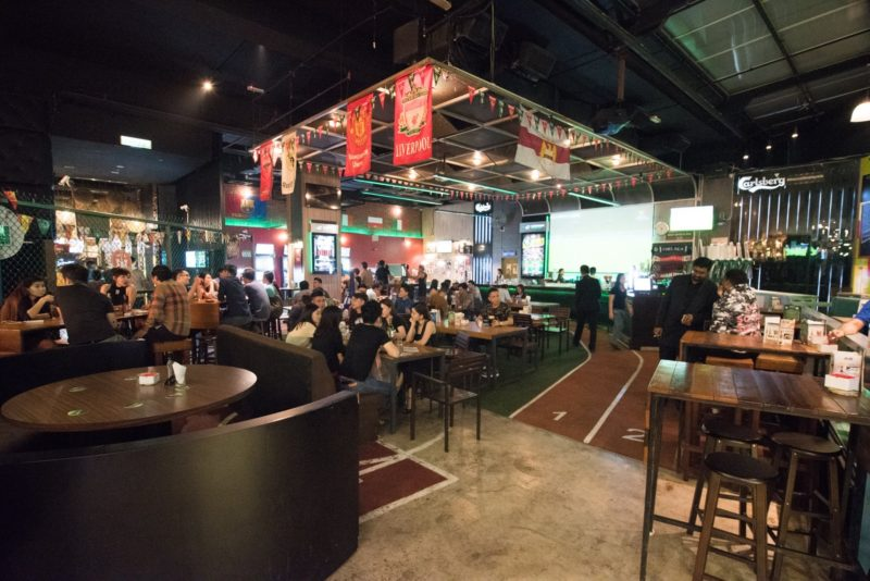 5 Sports Bars In Kl To Watch Fifa World Cup 2018