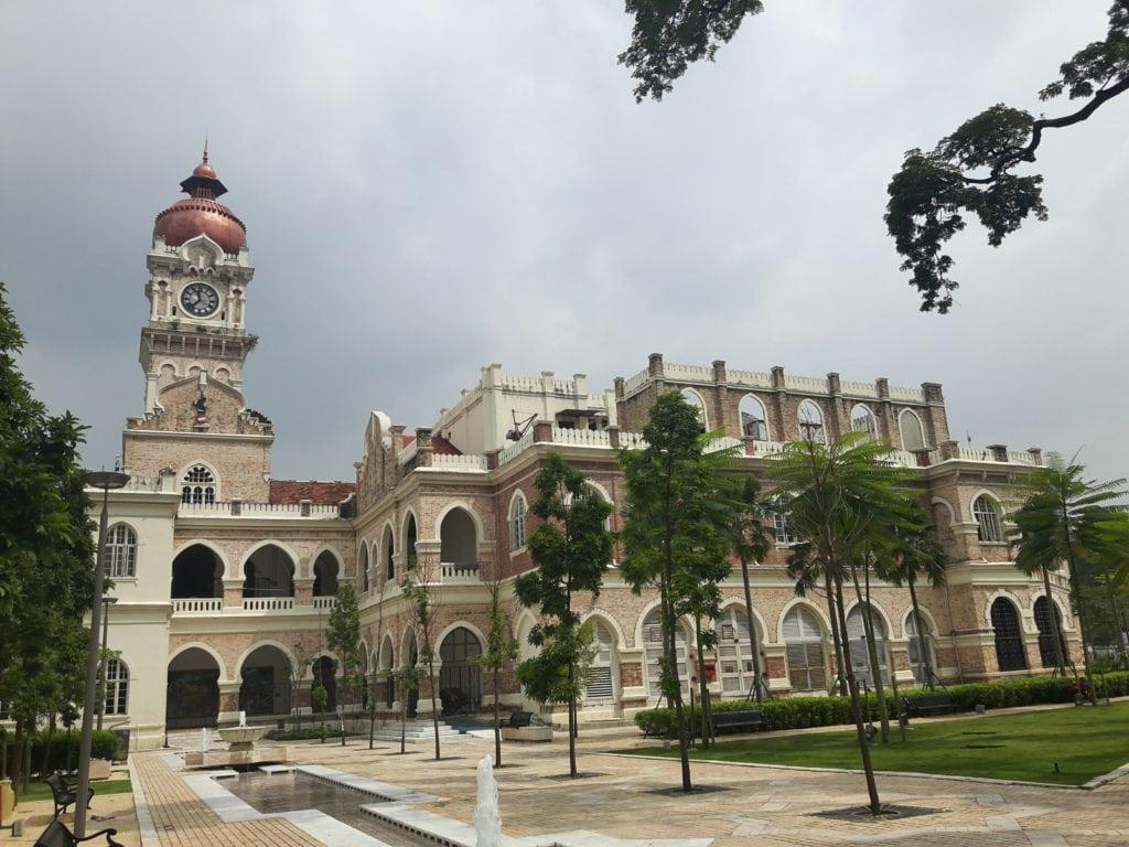 Sultan Abdul Samad mosque
