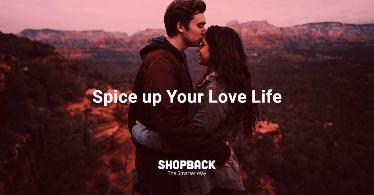 10 Activities to Spice up Your Love Life
