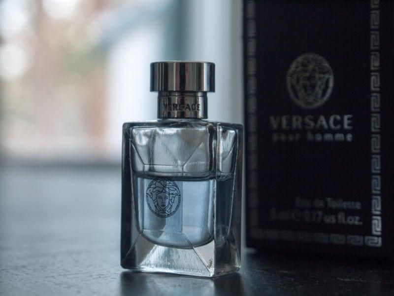 versace pour homme fragrance