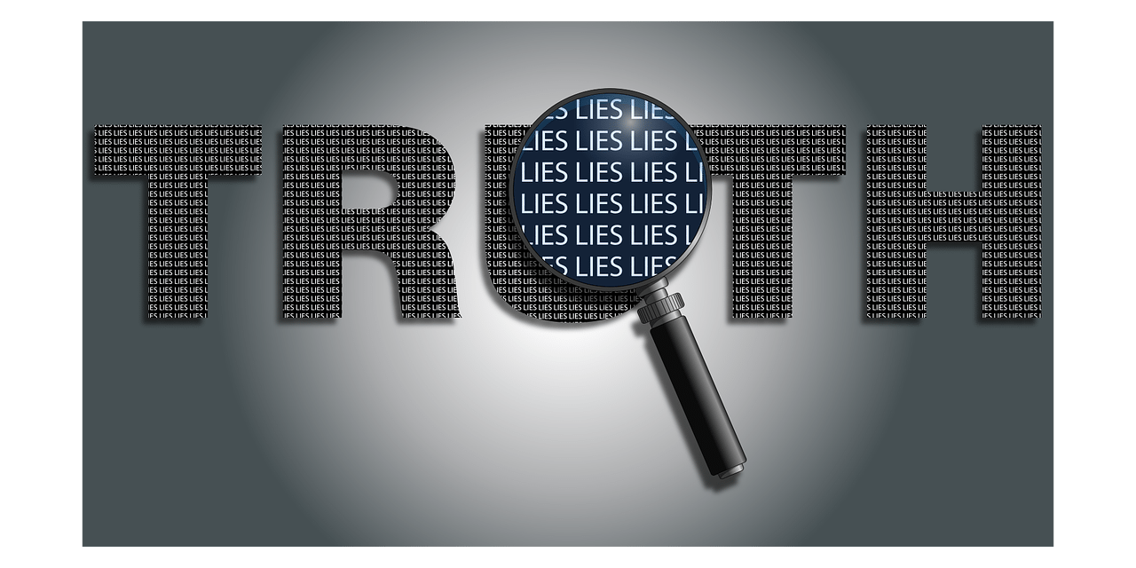 lies within the truth
