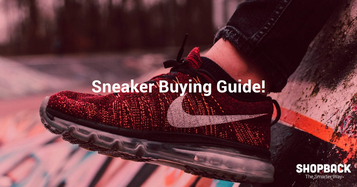 569f27ff9ba How To Buy Your First Pair Of Sneakers