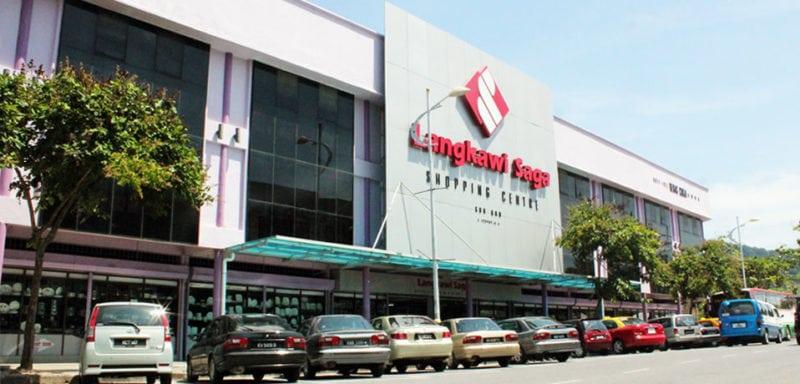 Langkawi Shopping Saga Shopping Centre
